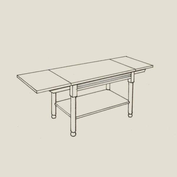 Sofabord Gripsholm m/klaffer